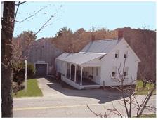 The Allard House and Barn