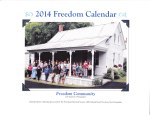 2014 Calendar Cover Scanned