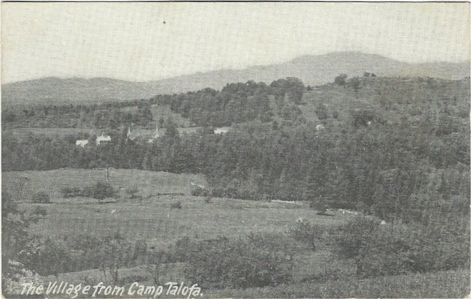 Village from Camp Talofa